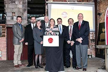 "Garland City Council Celebrates ""Make Your Mark"" Campaign Kickoff"
